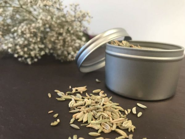 make your own herbal tea gift set fennel
