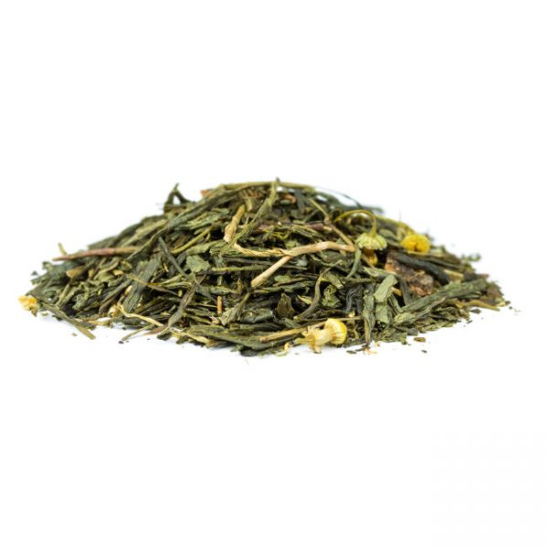 Organic Lemongrass Green Tea and Green Cleanse Tea