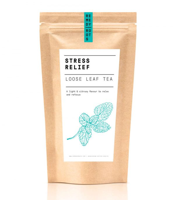Stress Relief Tea Pouch - 50g