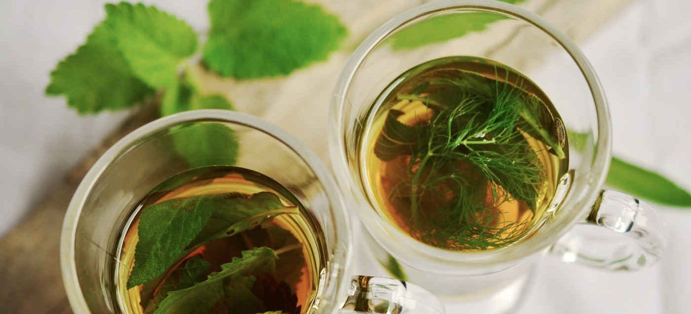 Herbal Tea for Gut Health
