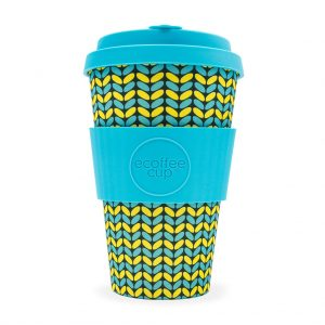 Norweaven 14oz bamboo travel mug