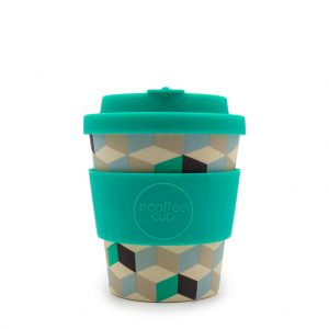 Bamboo travel mug 8oz Frescher