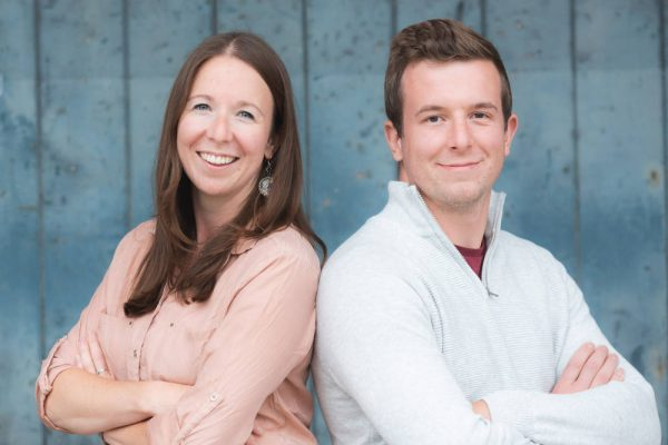 Lisa & Stuart, co-founders of Remedy Roots